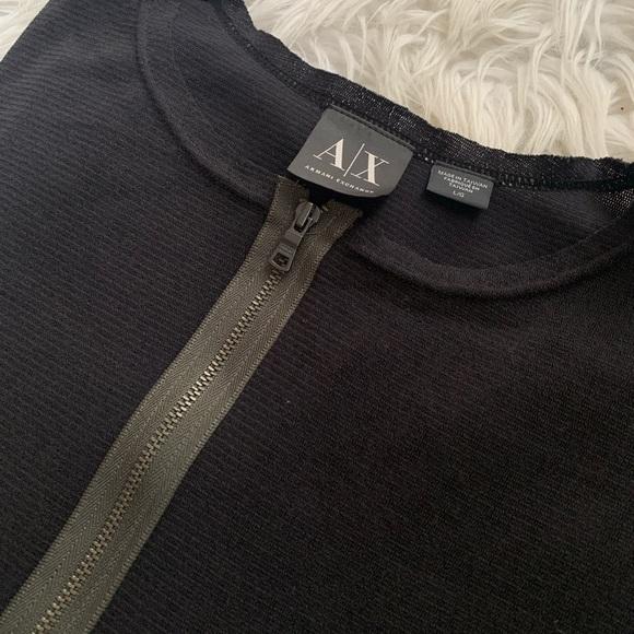 Armani Exchange Other - Armani Exchange zipped shirt
